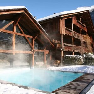 Hotel luxe Albert 1er Chamonix