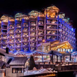 alpina hôtel