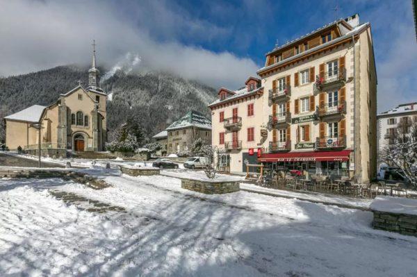 Le Chamonix Hôtel
