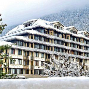 Chamois Blanc Chamonix